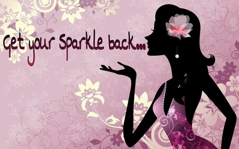 get your sparkle back